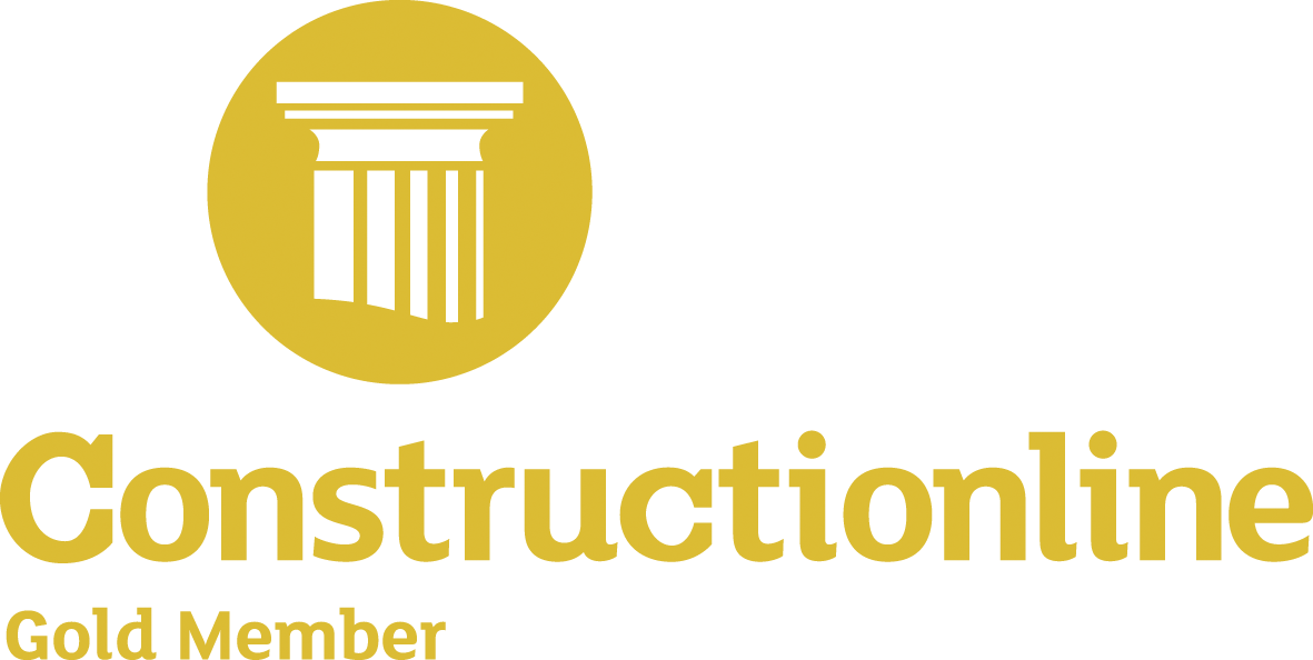 Construction line - Gold Member Accreditation