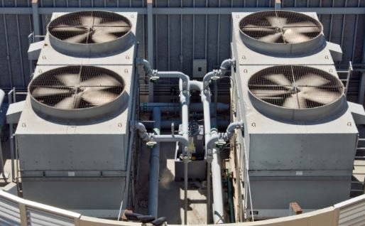 External air conditioning system